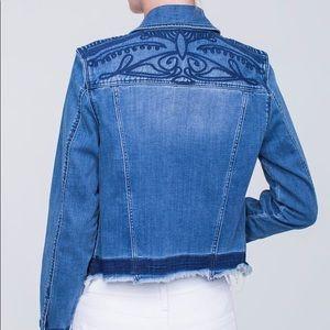 Liverpool Jeans Company Jackets & Coats - 🆕 SALE! Liverpool Jeans Tattoo Denim Shirt Jacket